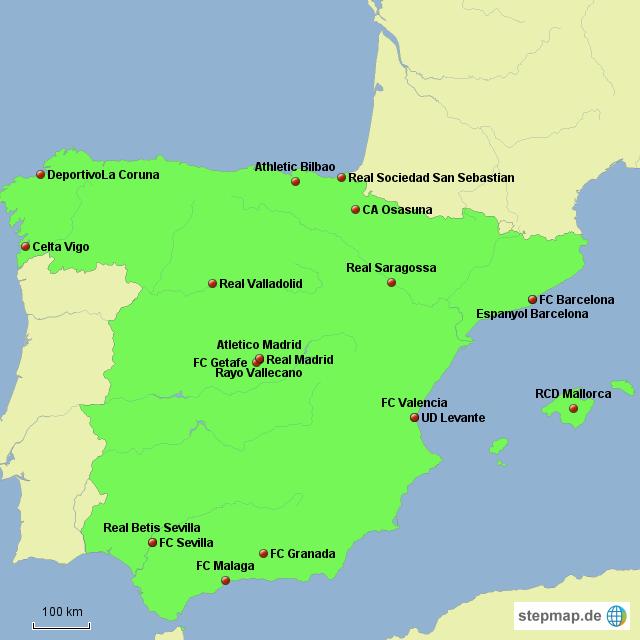 spanien primera division