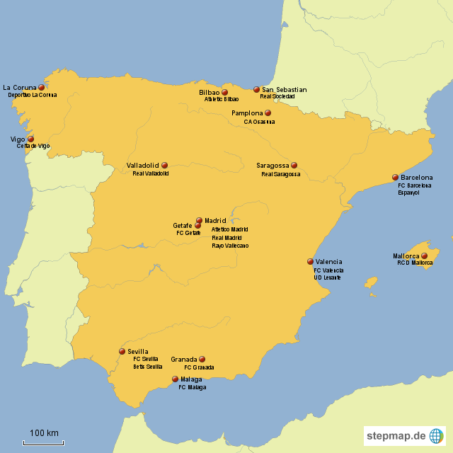 liga spanien
