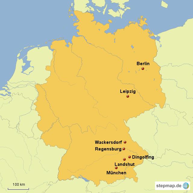 Produktionsstandorte bmw deutschland