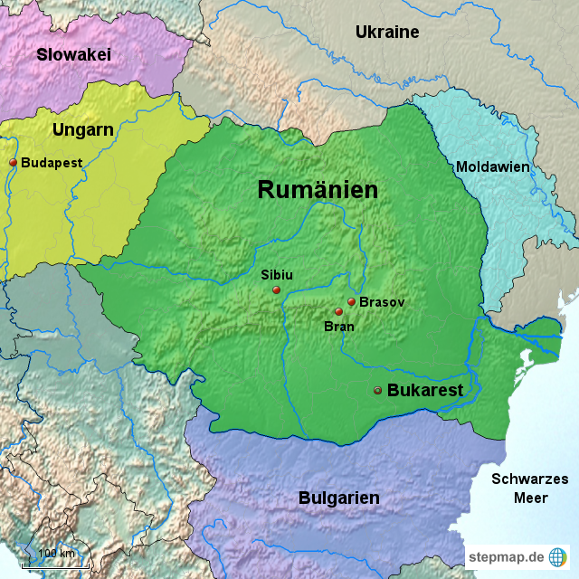 Rumänien Deutschland