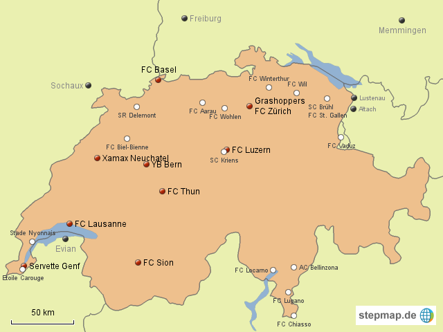 liga schweiz