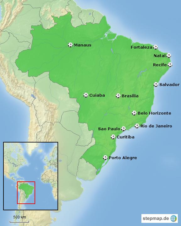 deutschland brasilien ergebnisse
