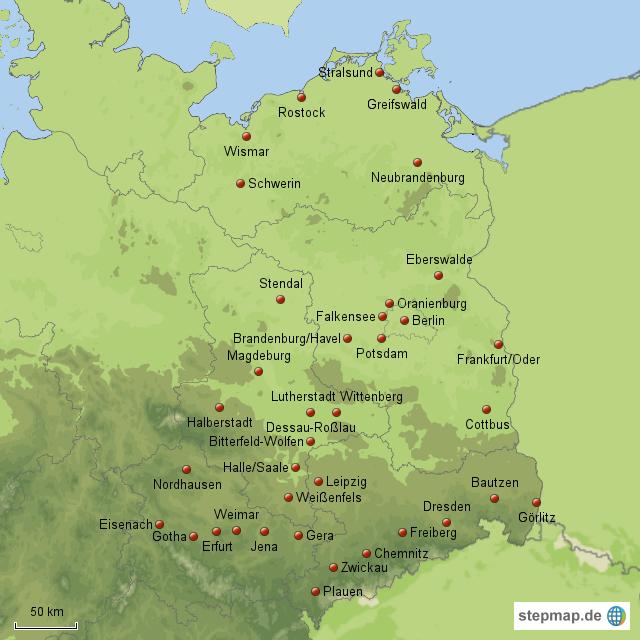 städte einwohner deutschland