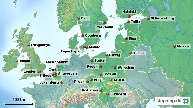 Städte Im Norden
