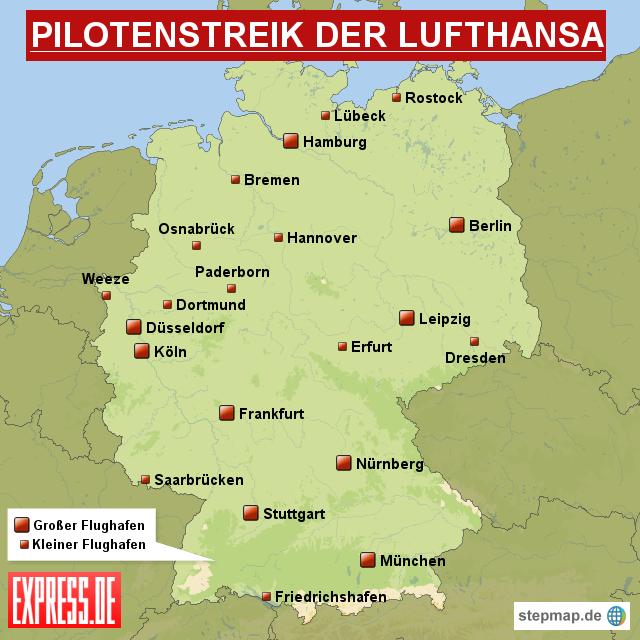 deutschland lufthansa: