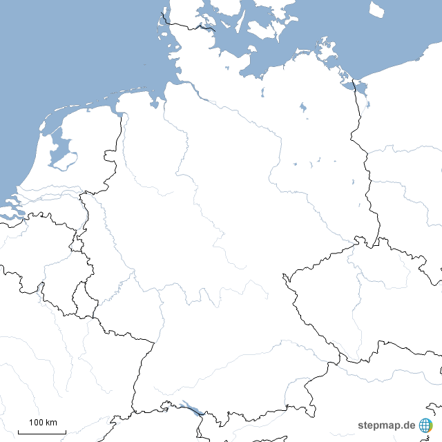 stumme karte deutschland von nigiri landkarte f r deutschland. Black Bedroom Furniture Sets. Home Design Ideas
