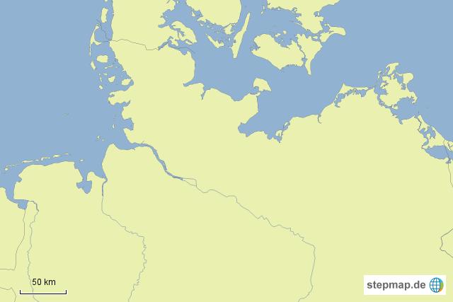 landkarte norddeutschland Stumme Karte Norddeutschland von peterclaus   Landkarte für  landkarte norddeutschland