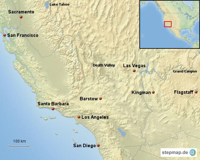 Landkarte Usa. usa landkarte westen. image gallery landkarte usa ...