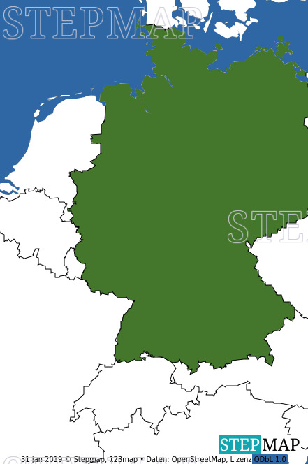 Landkarte: Test
