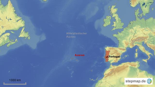 azoren weltkarte Azoren Weltkarte | jooptimmer azoren weltkarte