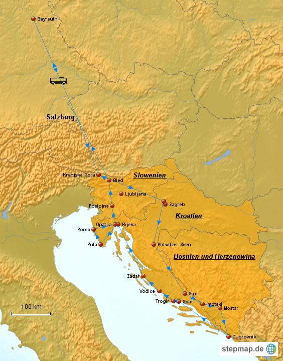 Bosnien Italien