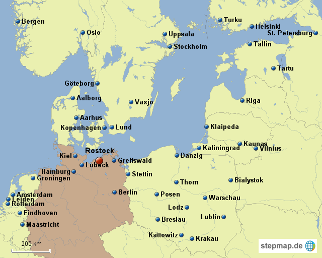 Karte Norddeutschland Ostseekuste.Landkarte Deutschland Ostsee My Blog