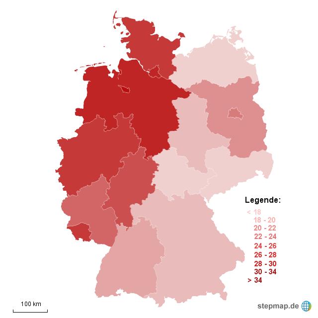 wahlergebnis deutschland