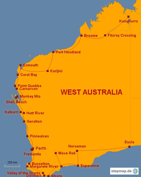 service local hookup sites Western Australia