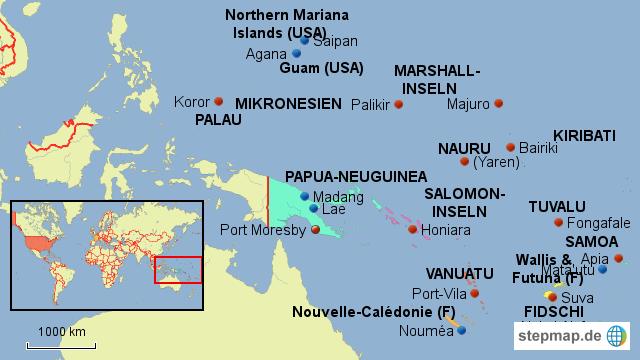 Inselstaaten